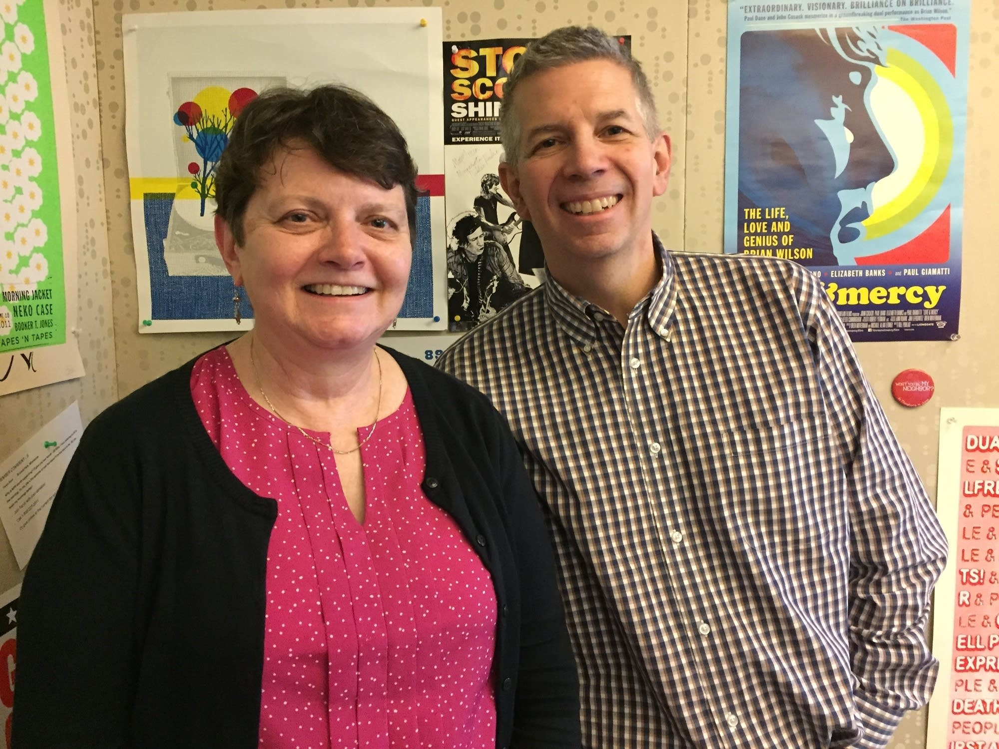 Music with Minnesotans guest LeeAnn Rock with Steve Staruch
