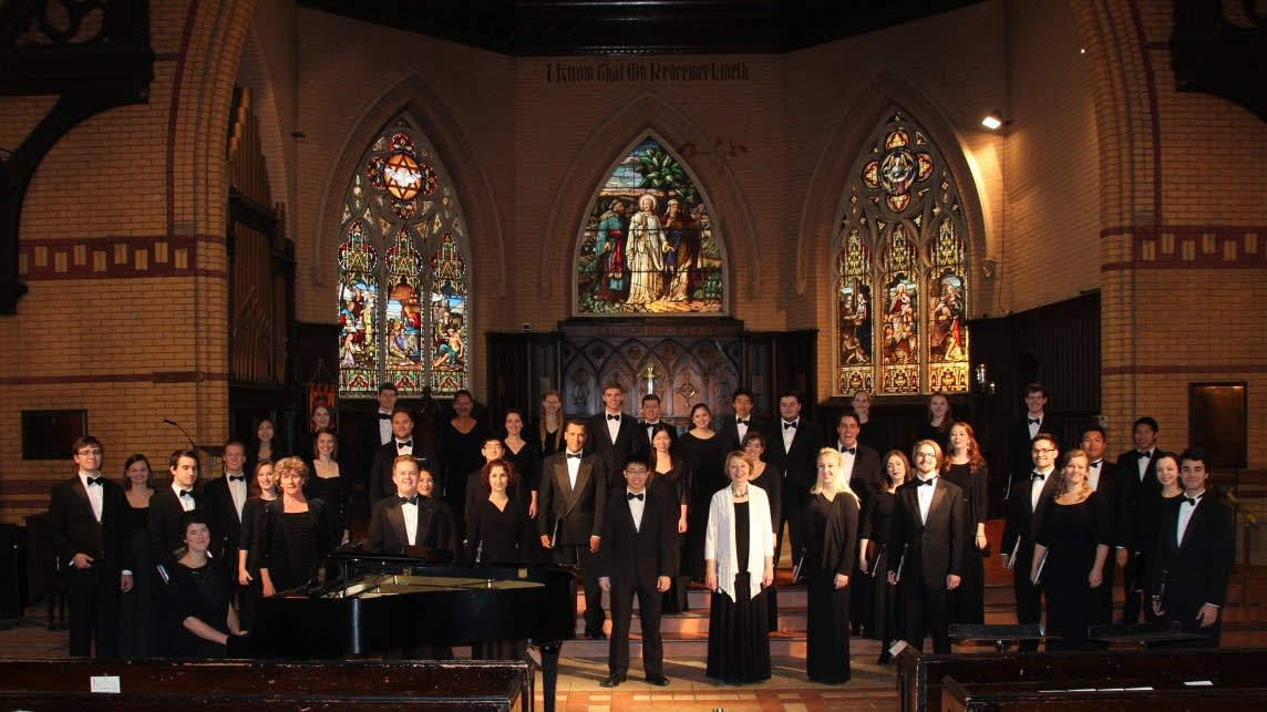 University of Toronto MacMillan Singers
