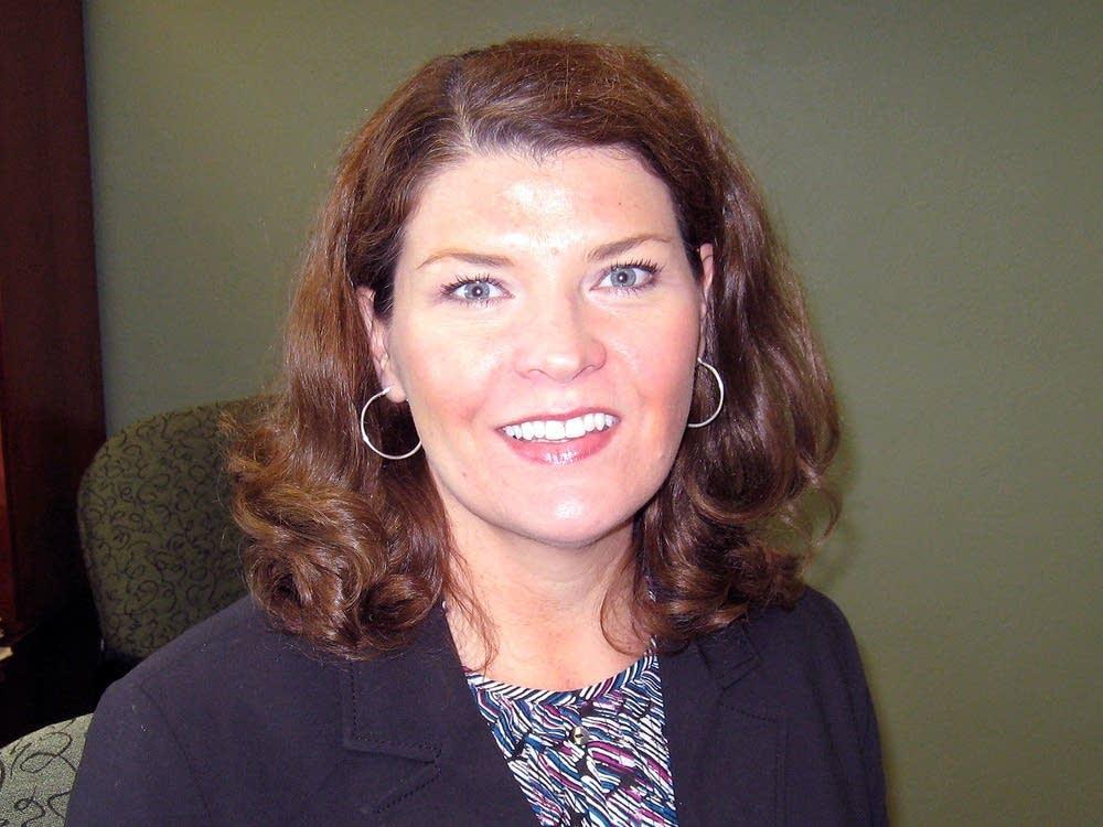 Albert Lea City Manager Victoria Simonsen