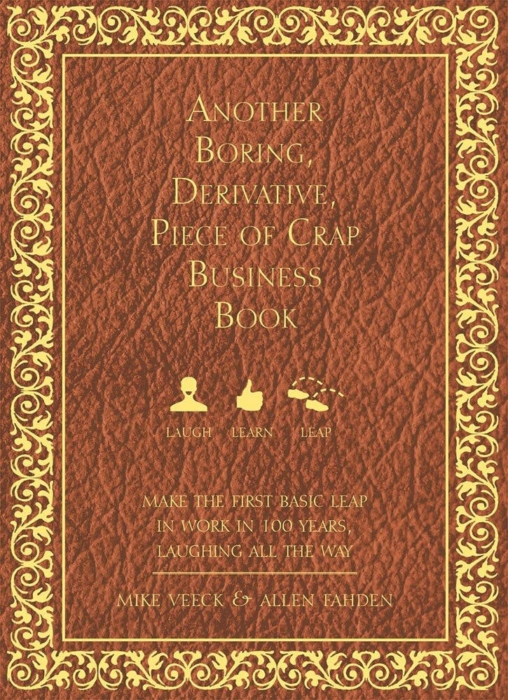 Mike Veeck's book on business