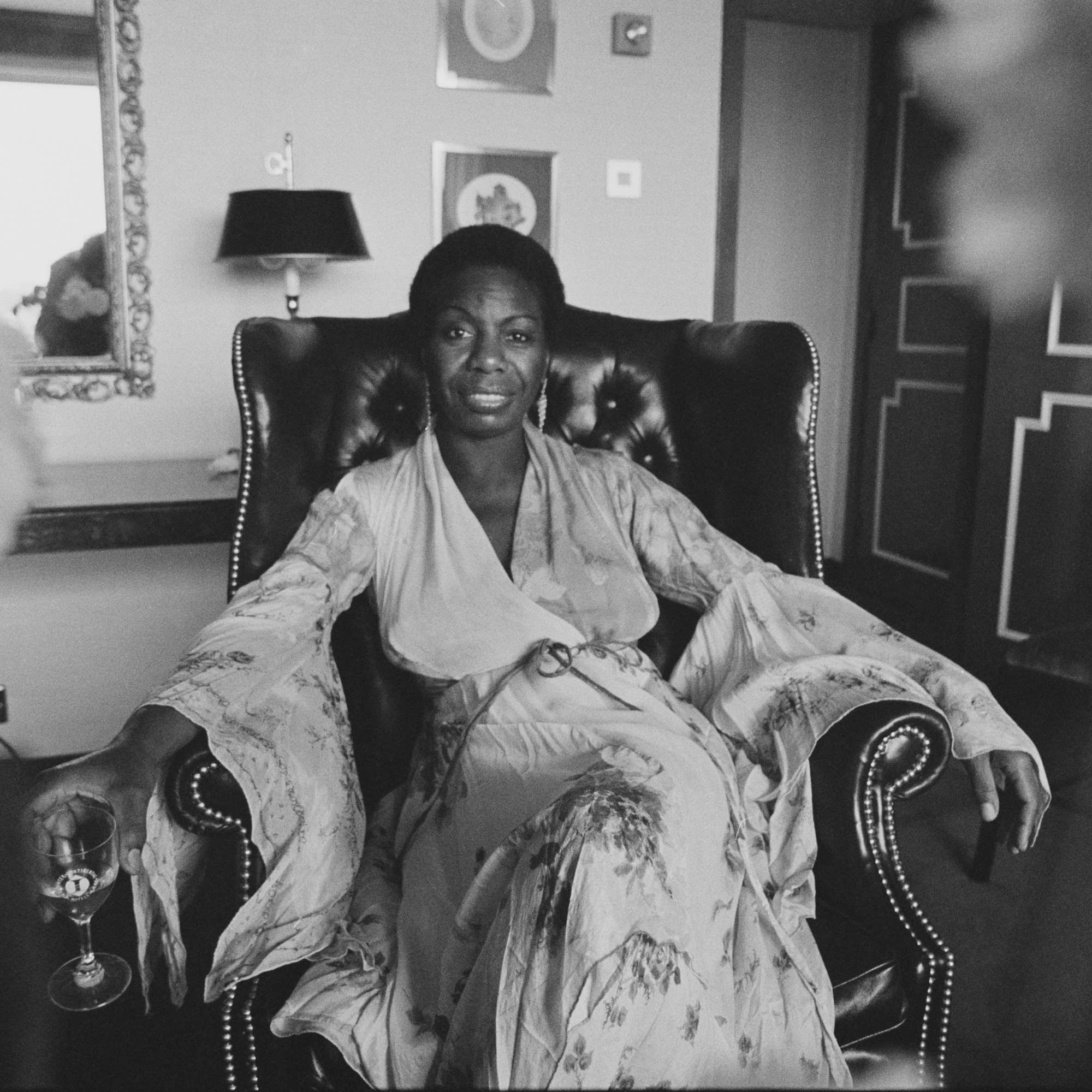 Nina Simone archival photo