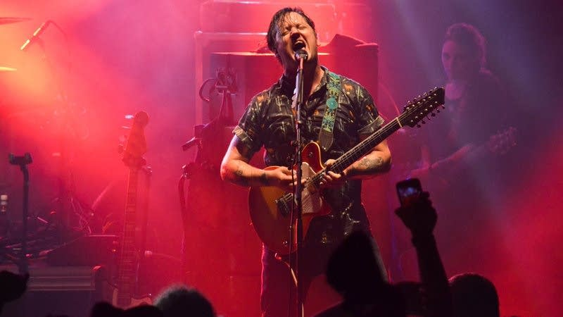Isaac Brock of Modest Mouse