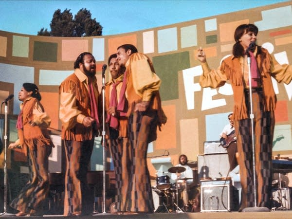 The Fifth Dimension performed at the Harlem Cultural Festival in 1969.
