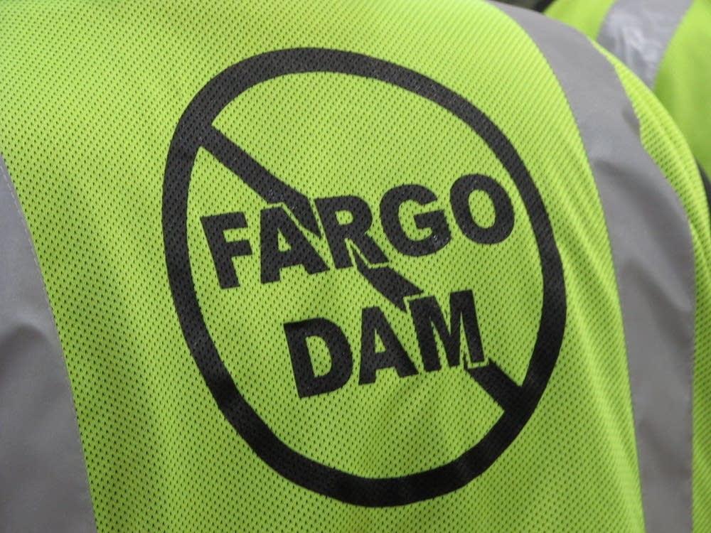 Fargo dam