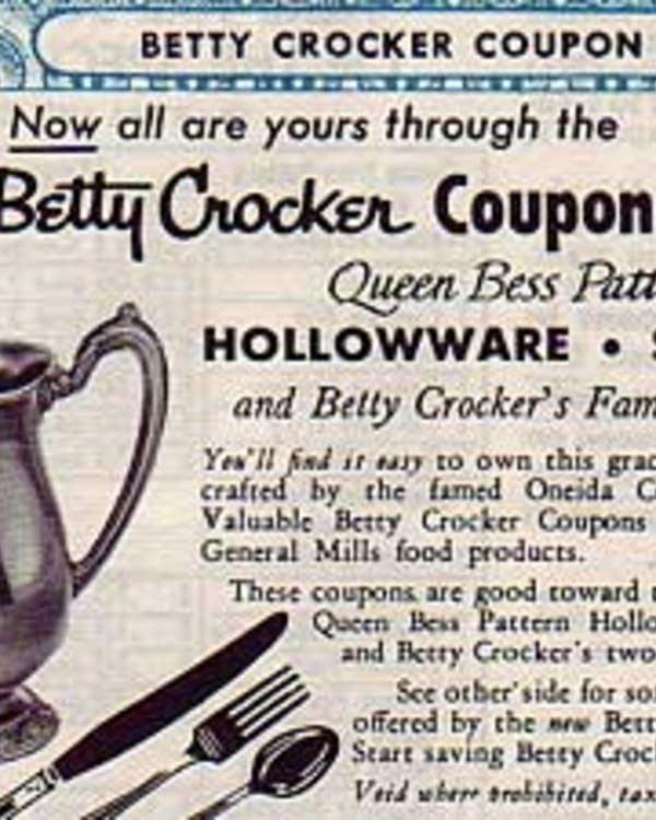 Betty Crocker Retires Her Catalog Mpr News