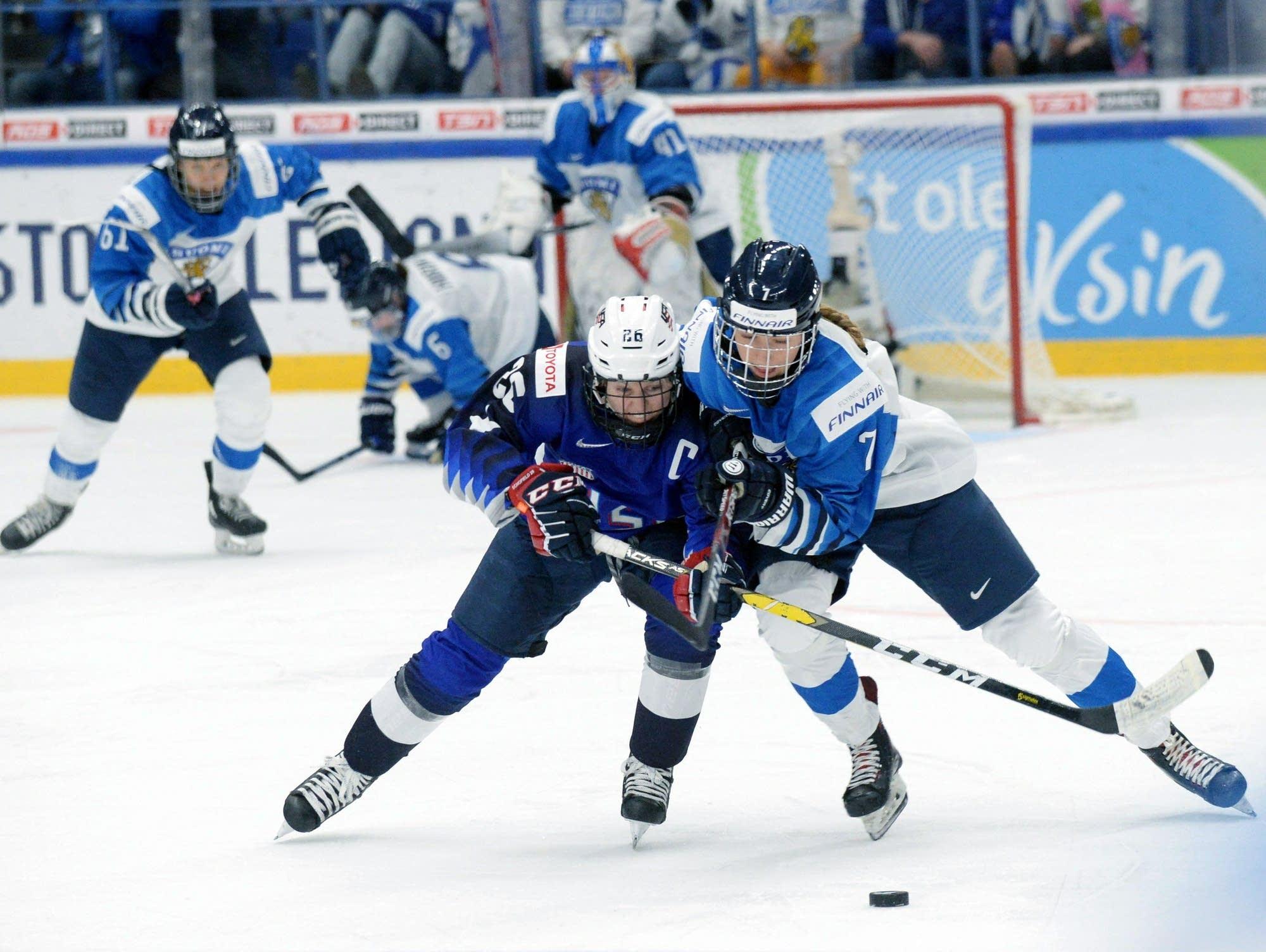 IIHF Women's Ice Hockey World Championships