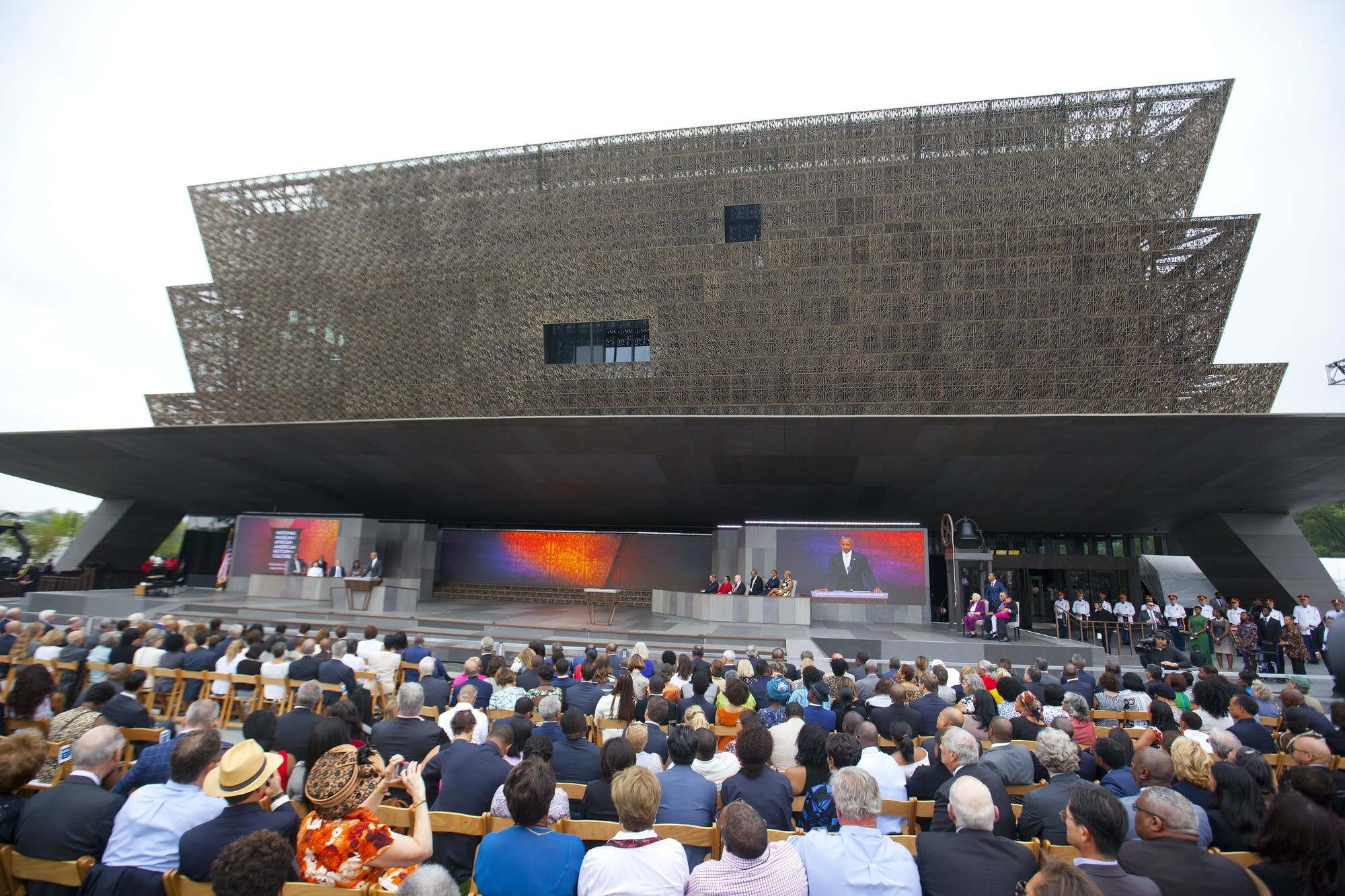 Smithsonian Museum of African American History and Culture