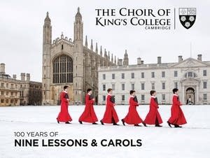 Choir of King's College celebrates a century of Nine Lessons and Carols