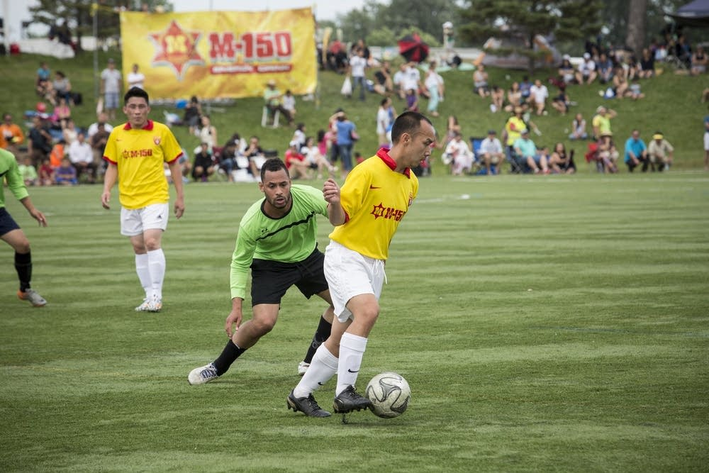150 soccer teams competed on the McMurray fields