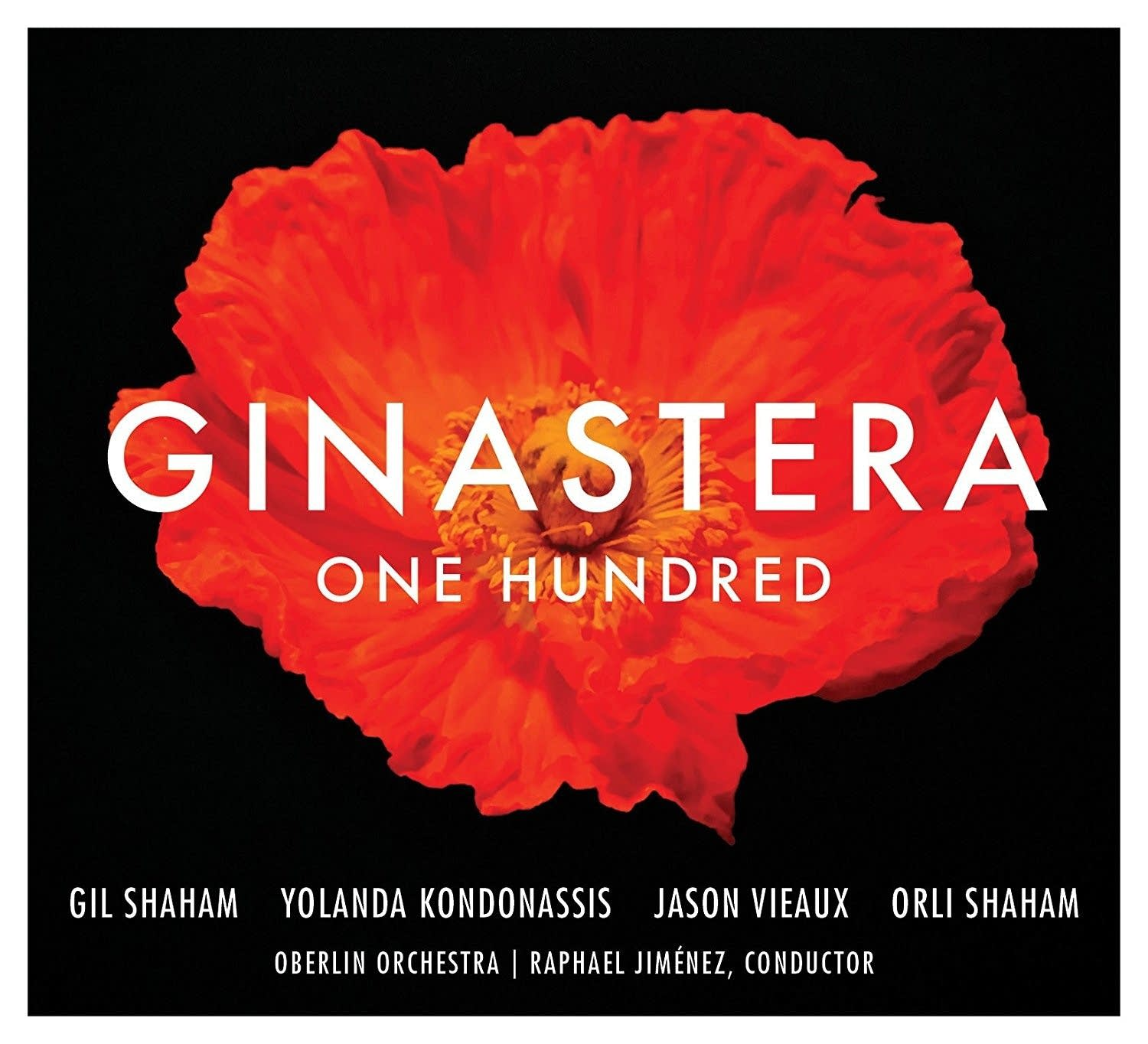 Kondonassis, 'Ginastera - One Hundred'