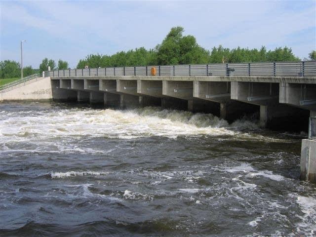 Lac Qui Parle Reservoir
