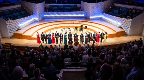Sphinx Virtuosi bring a message of justice and peace to the Ordway this weekend