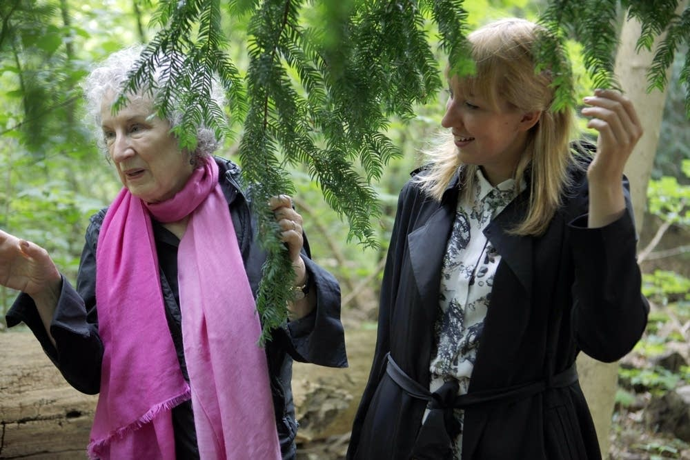 Margaret Atwood and Katie Paterson