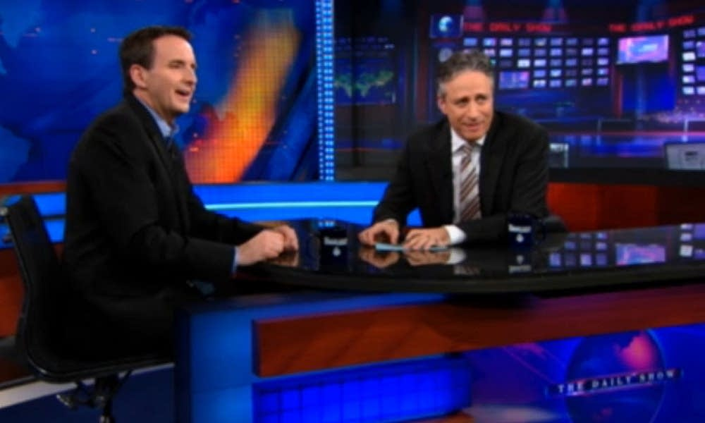 Tim Pawlenty on 'The Daily Show'