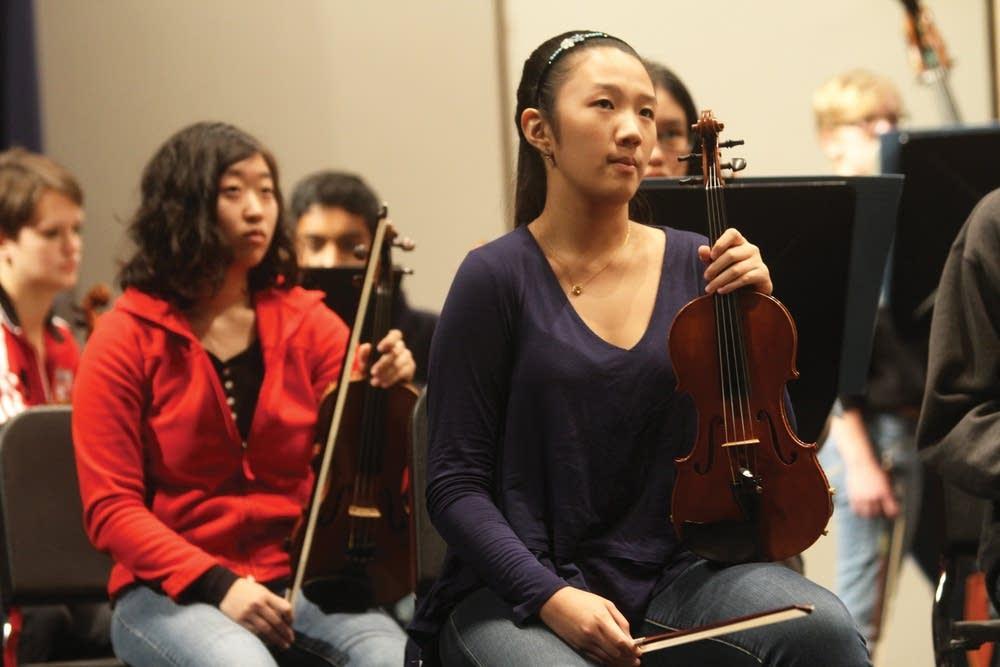Wayzata High School Chamber Orchestra