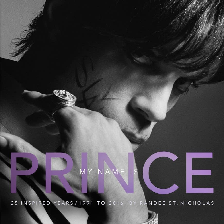 'My Name is Prince' by Randee St. Nicholas.