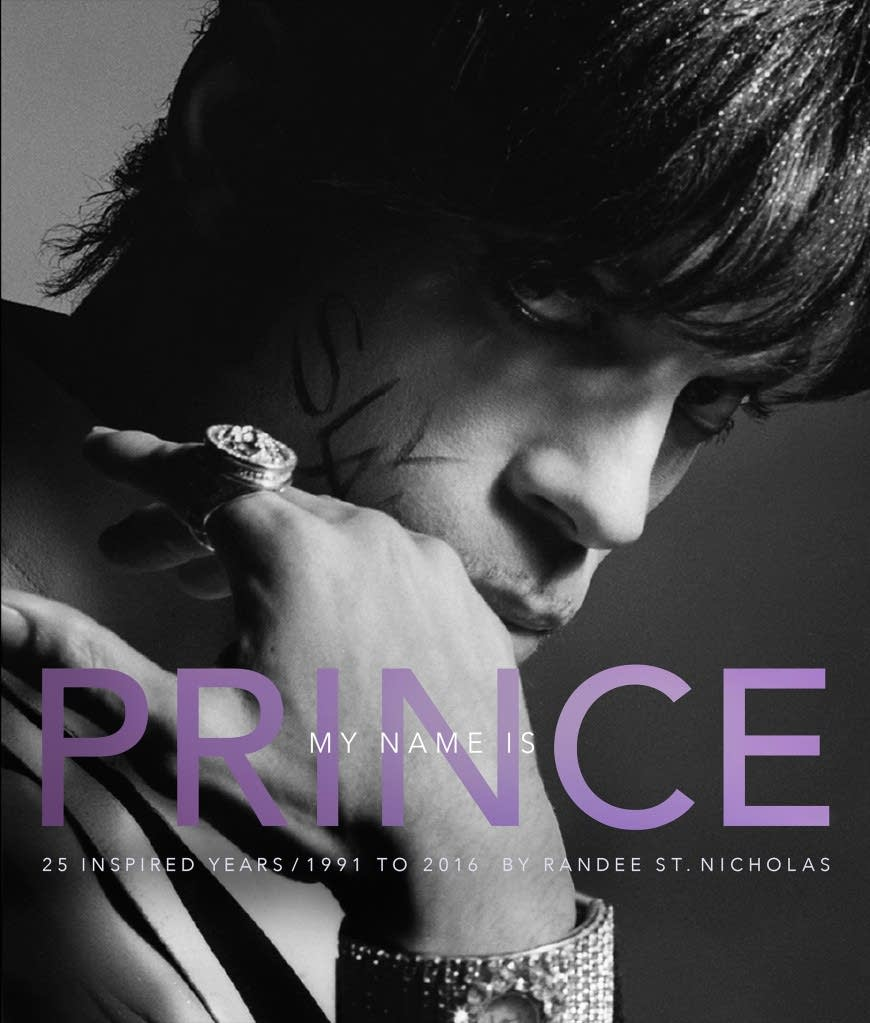 'My Name is Prince' by Randee St. Nicholas.