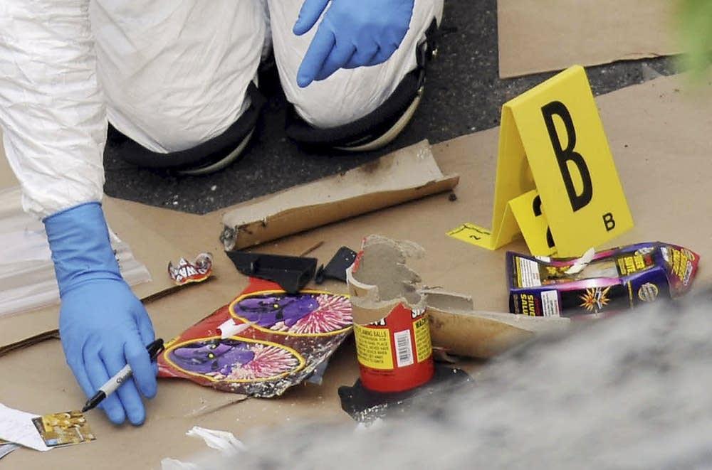 Times Square bomb evidence