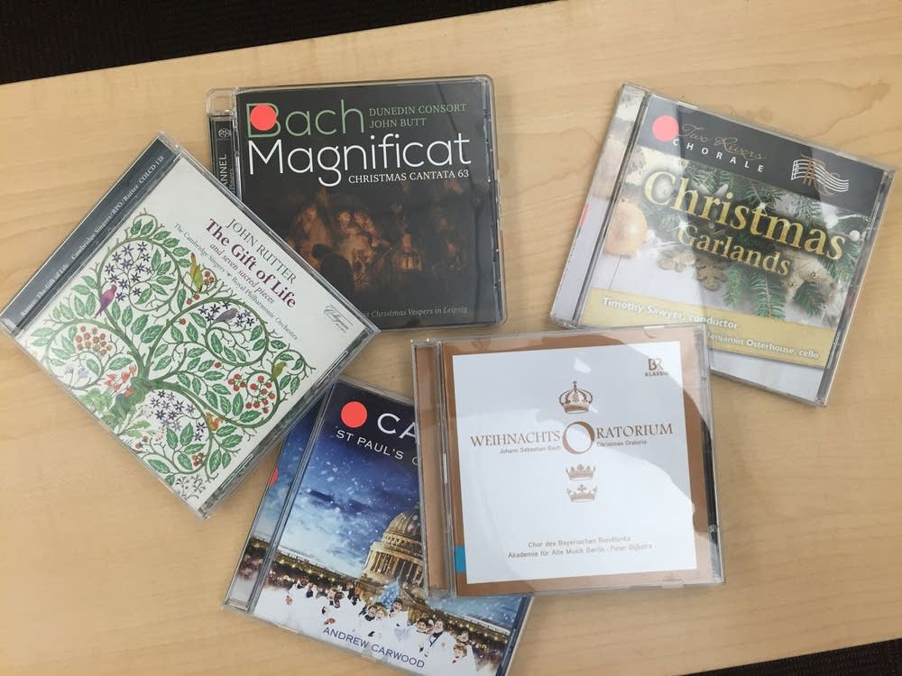 Five new holiday discs for 2015