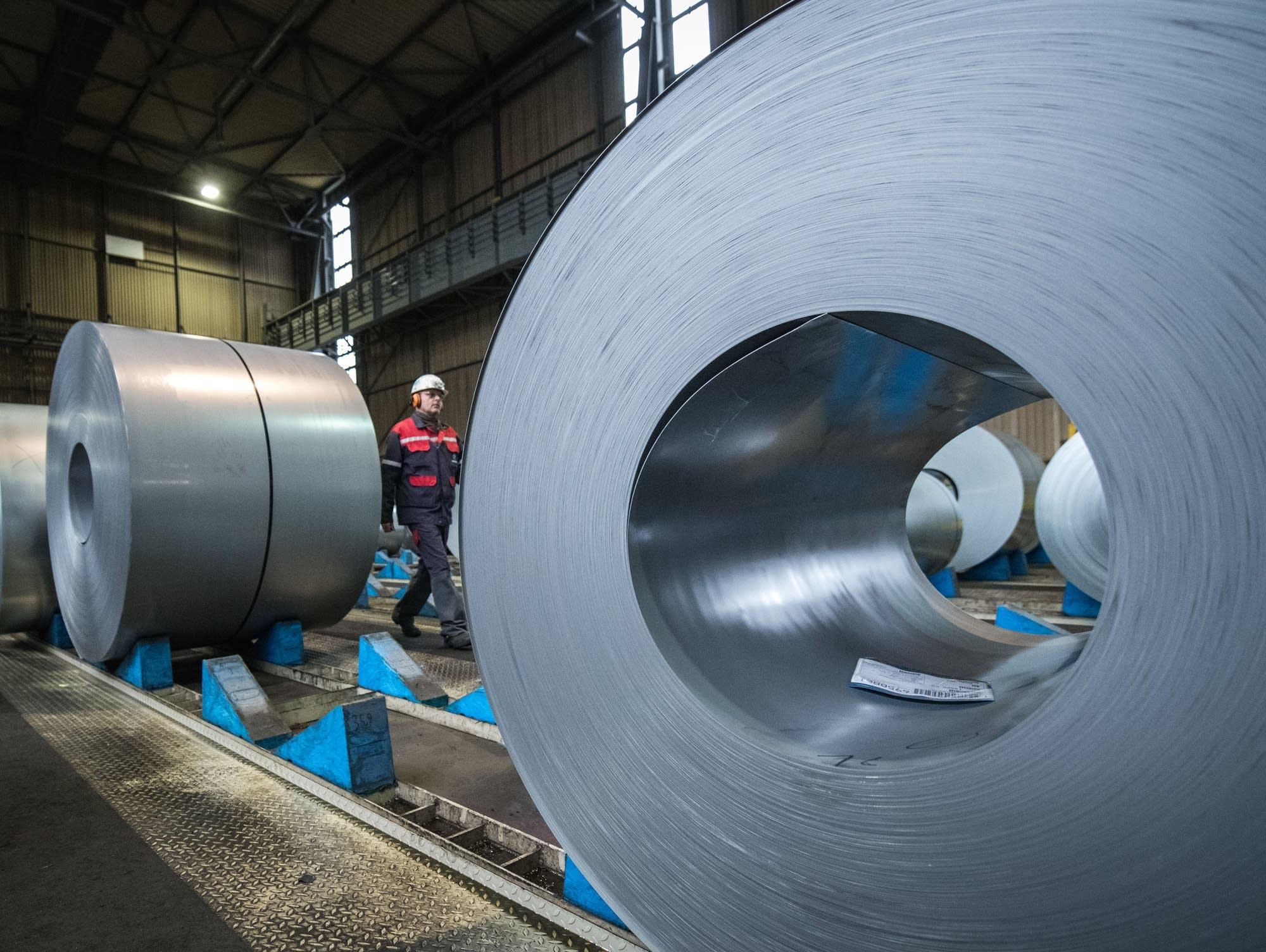 Steel tariffs