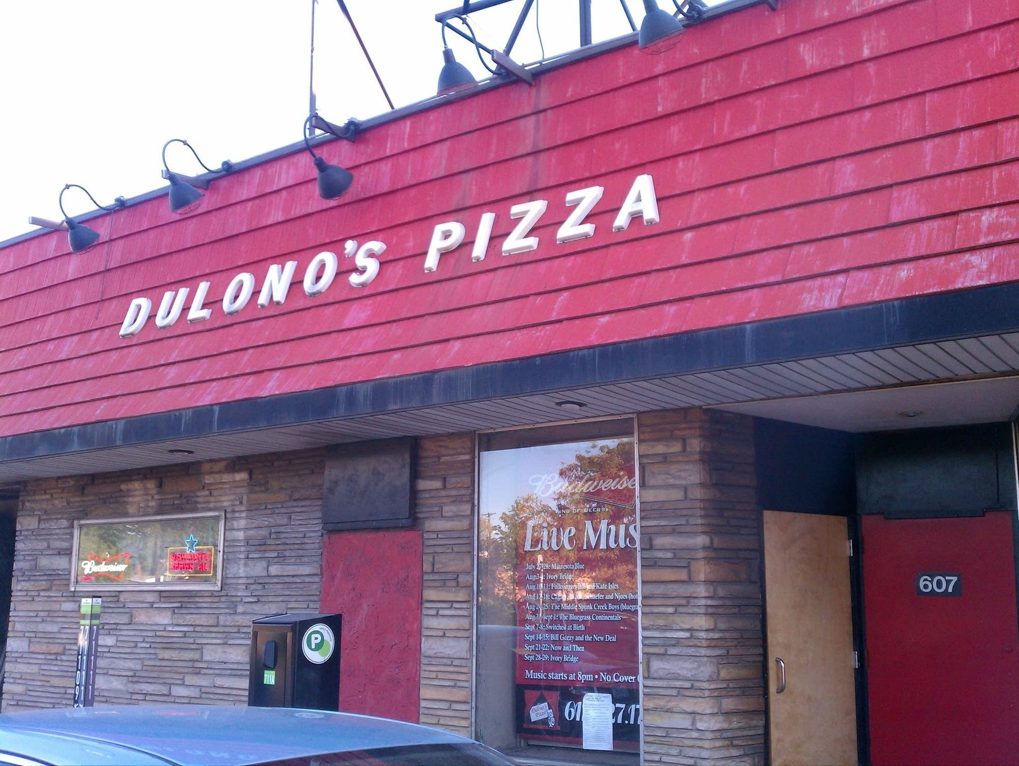 Dulono's on Lake Street, photographed in 2013