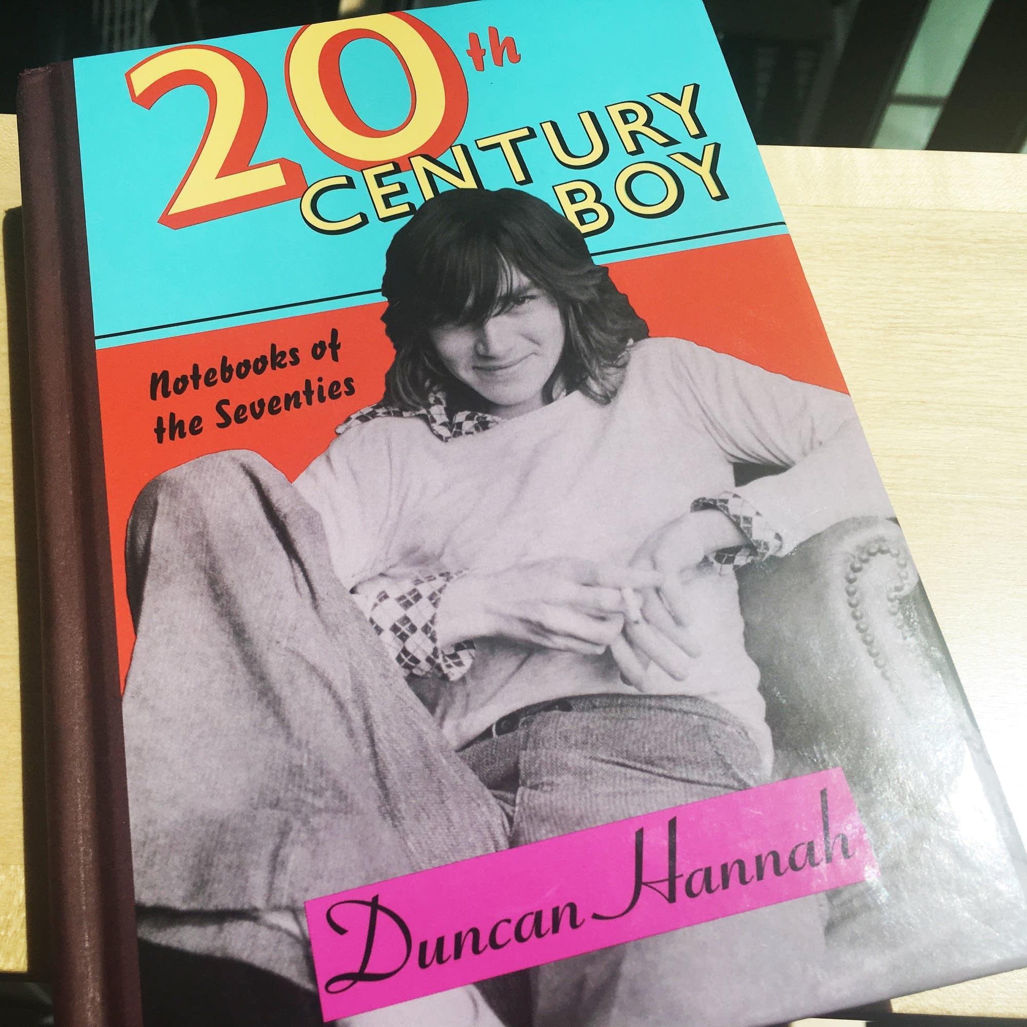 Duncan Hannah's '20th Century Boy.'