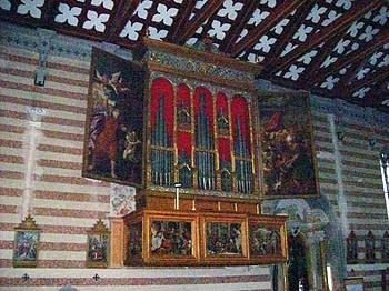 1533 Colombo in the Duomo SS Corpo di Cristo, Valvasone, Italy