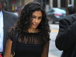 Manuela Testolini, Prince's ex-wife