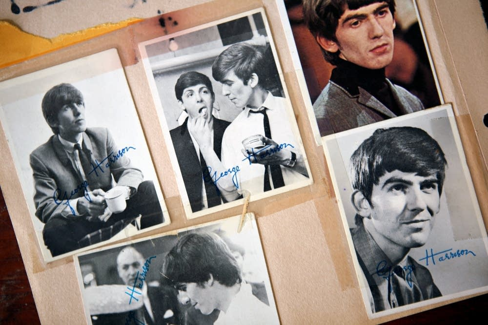 Beatles memorbilia