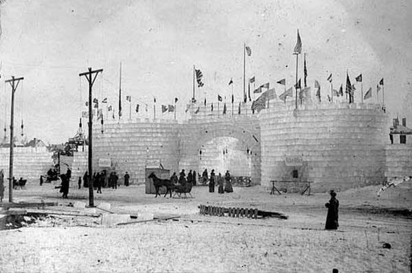 The ice palace of 1896