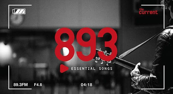 893 Essential Songs web graphic