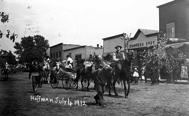 Hoffman parade