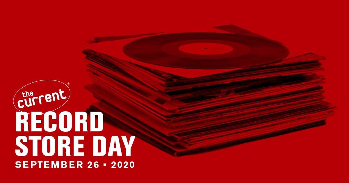Record Store Day 2020 v 2.0 - Sept 26