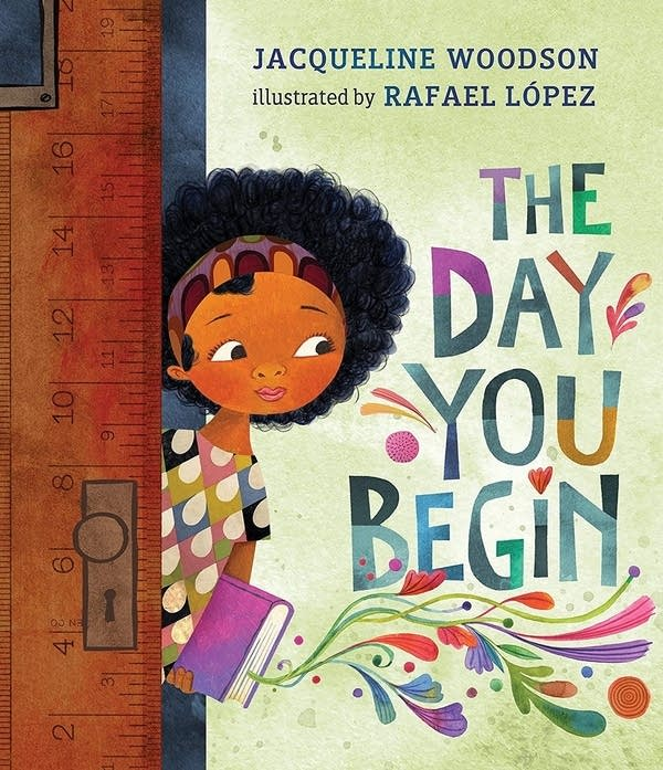Julie's Library: The Day You Begin