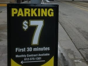 Parking in downtown Minneapolis can quickly add up.