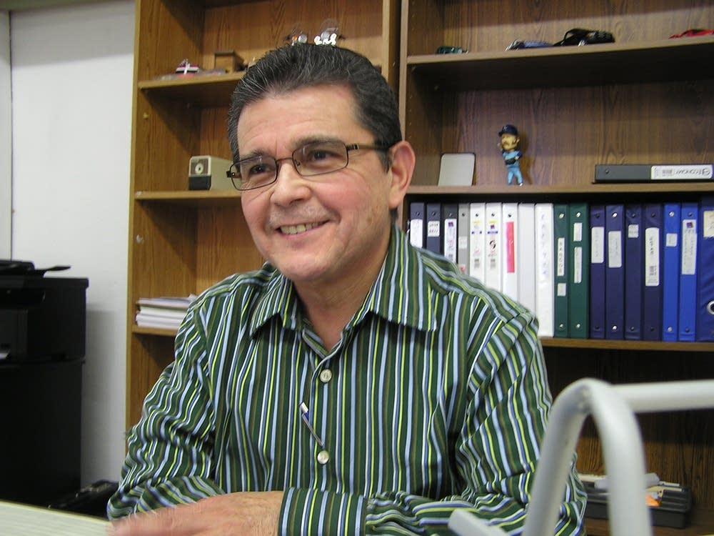 Enrique Aguilar