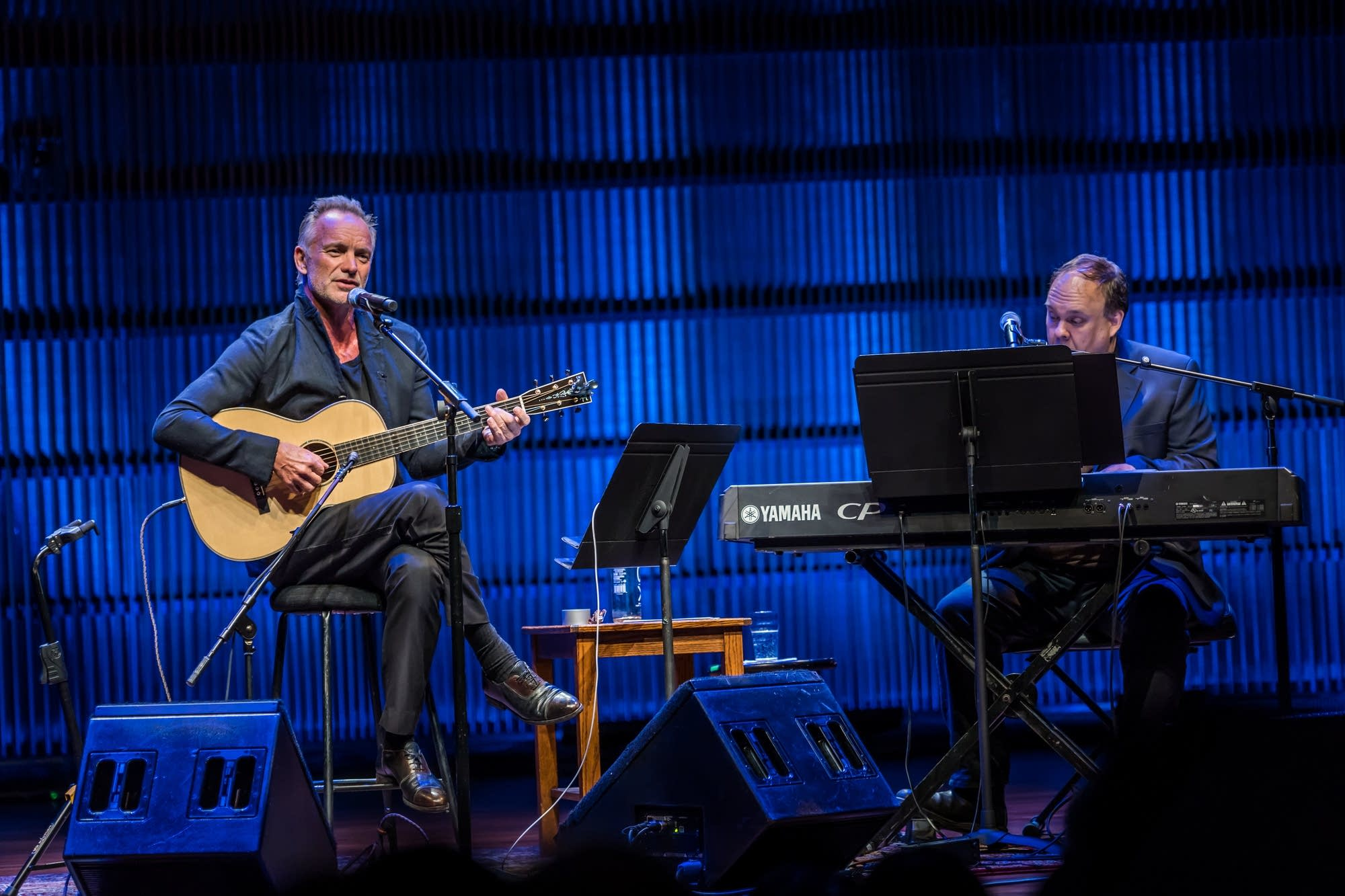 Sting at the Ordway