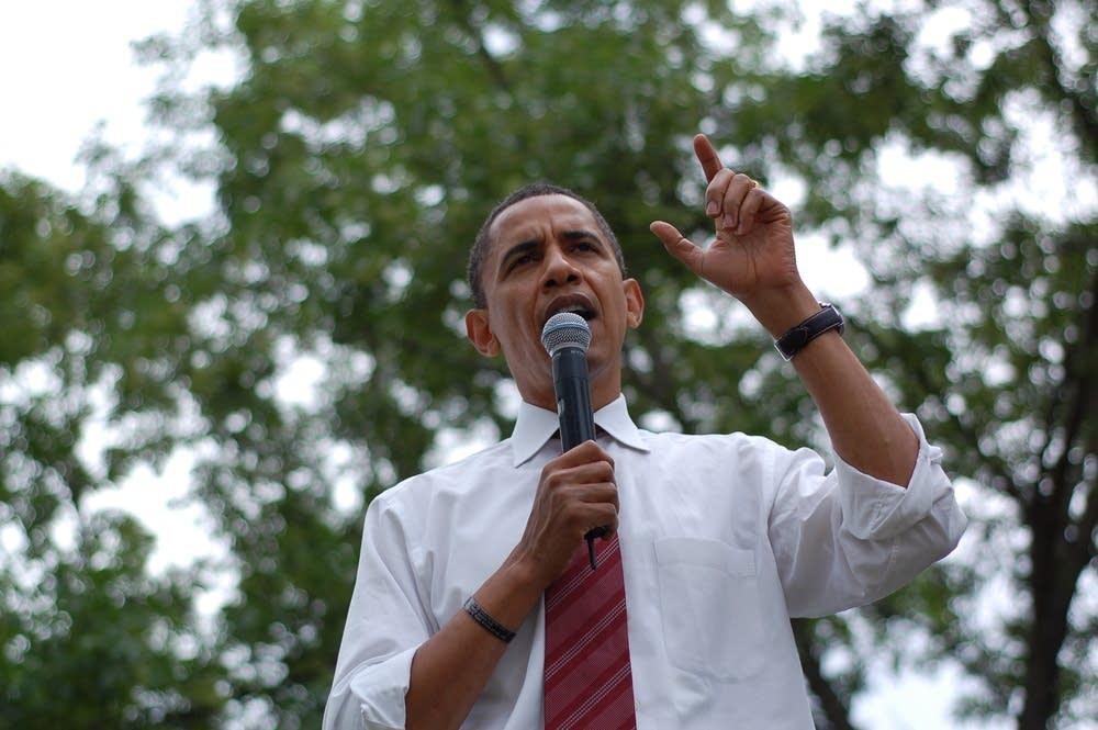 Sen. Barack Obama