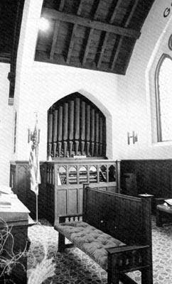 1902 Hutchings-Votey organ at the 6th Church of Christ Scientist,...