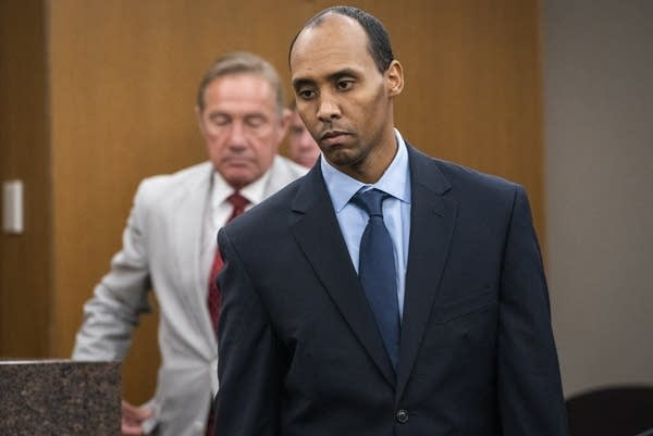 Former cop Noor appeals murder conviction | MPR News
