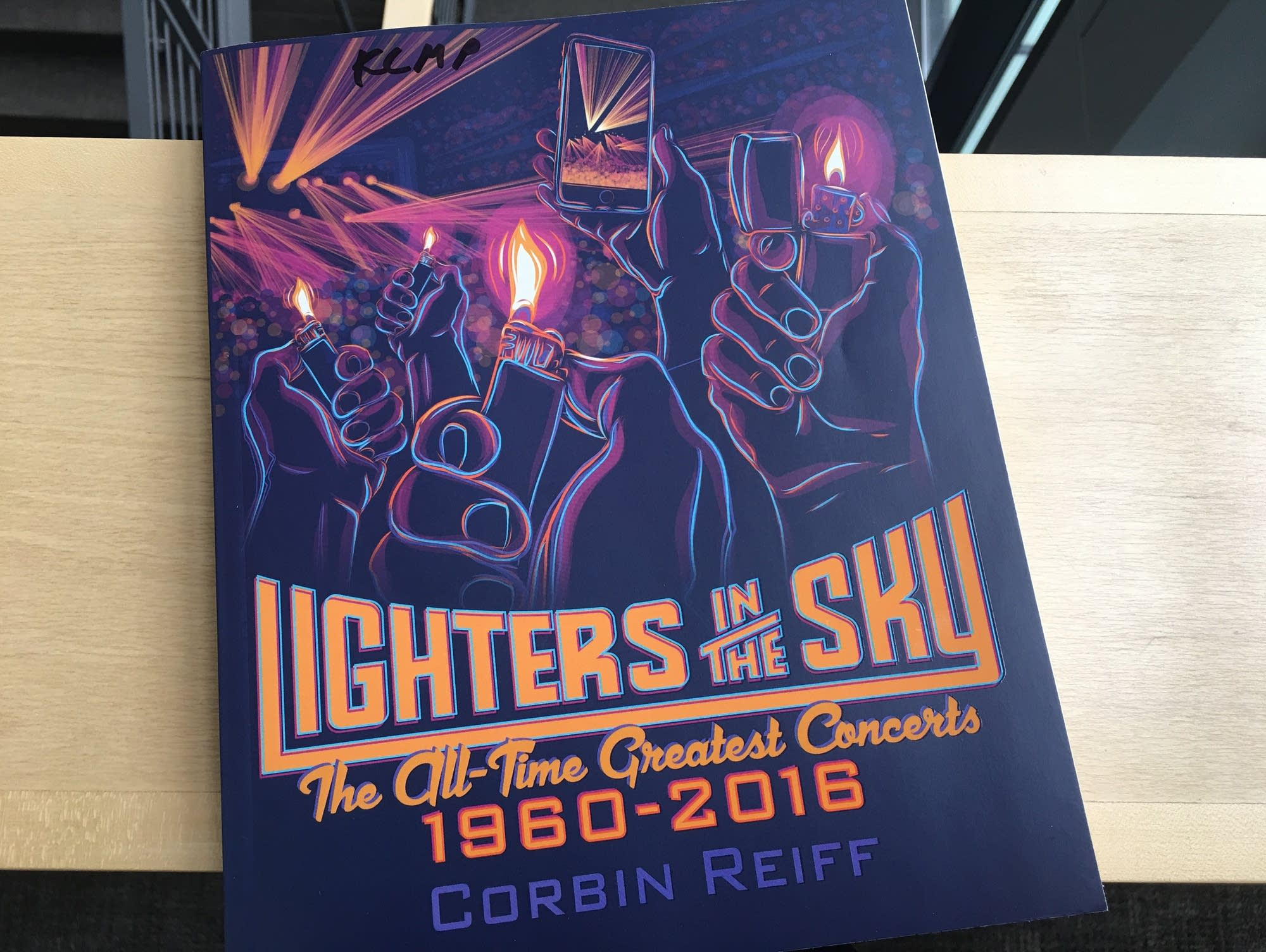 Corbin Reiff's 'Lighters in the Sky.'