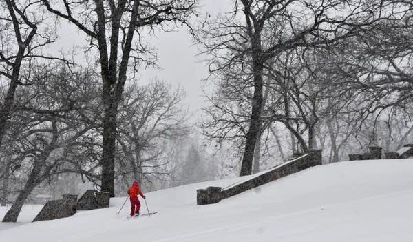 Skiing in St. Cloud
