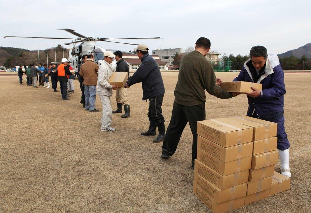 Relief supplies