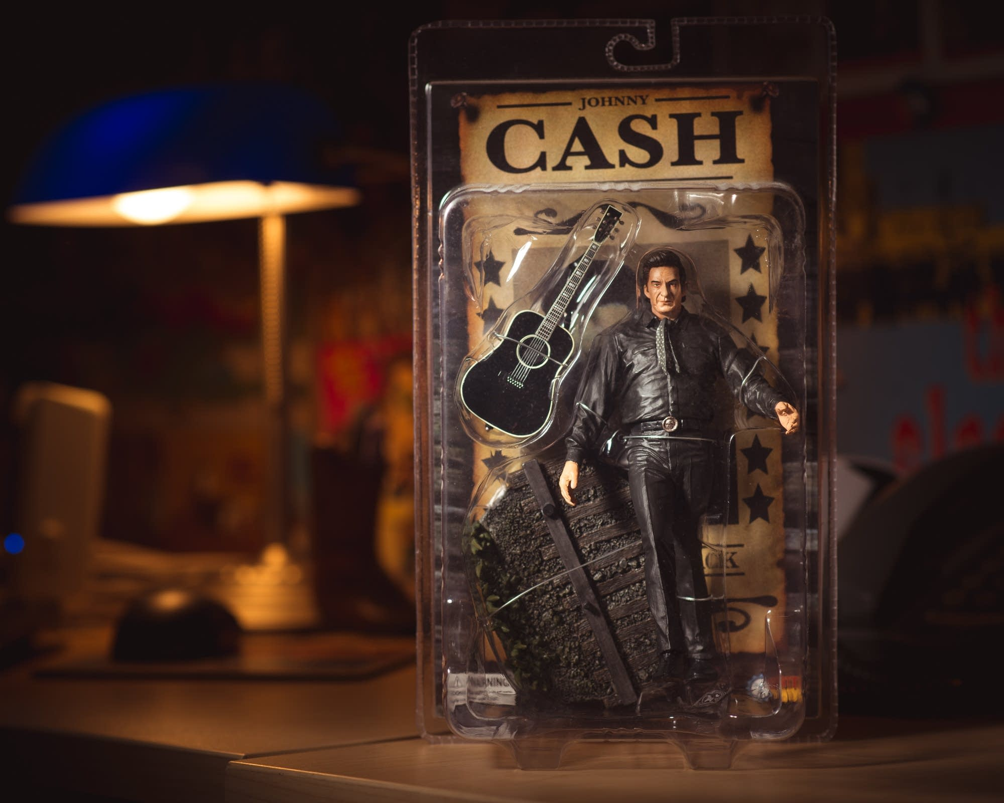 bill deville johnny cash action figure