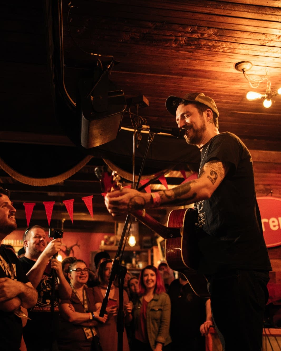 Frank Turner PledgeHouse SXSW