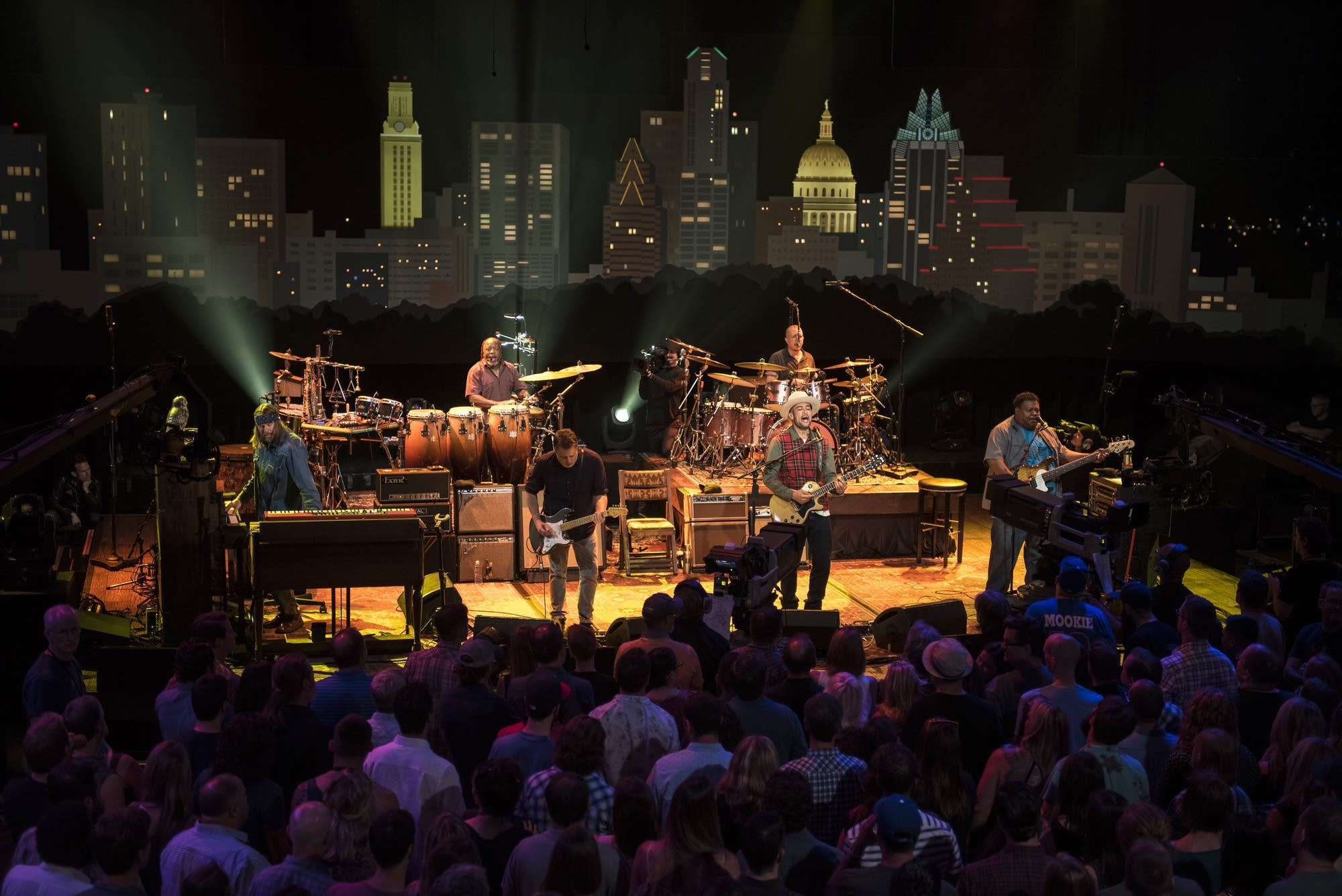 Ben Harper on 'Austin City Limits'