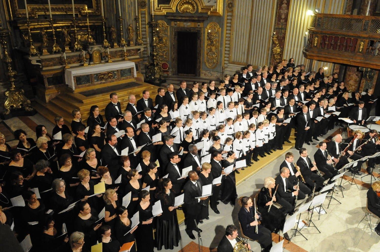 Continuo Arts Symphonic Chorus
