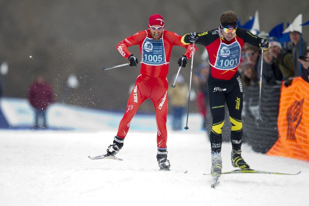 City of Lakes Loppet press photo
