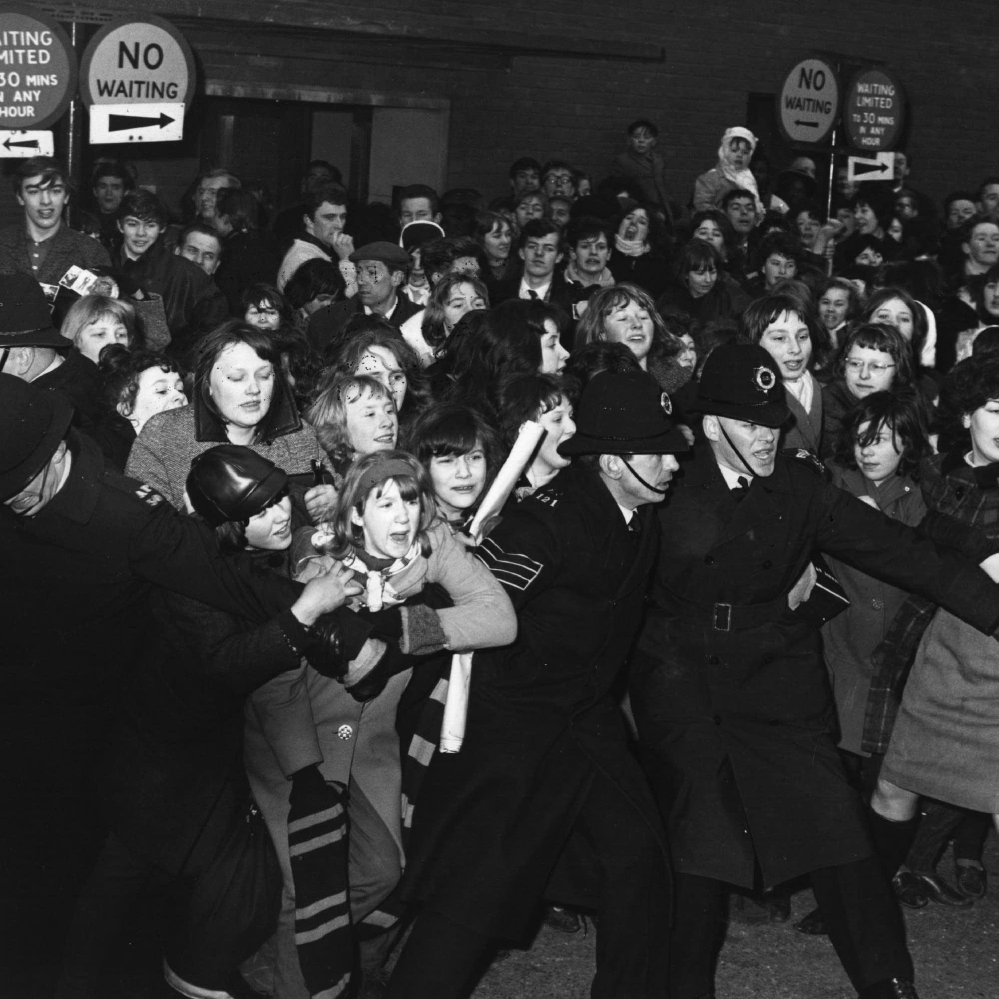 Beatlemania 1964
