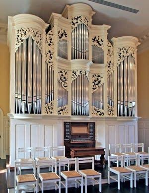 2000 Fritts at Princeton Theological Seminary, Princeton, NJ